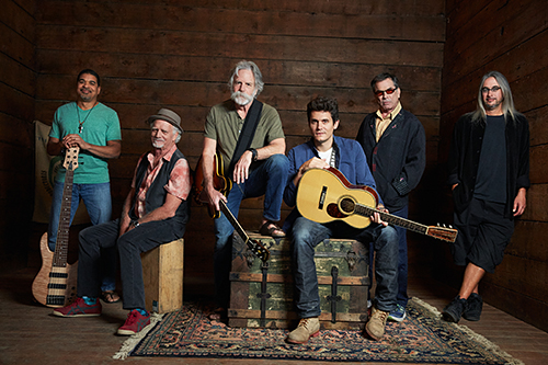 Bob Weir, Mickey Hart, and Friends with special guest John Mayer