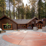 A generous bequest resulted in the League's support of the new visitor center at Calaveras Big Trees State Park. You can plan a trip to this redwood park.