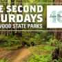 Free Second Saturdays at Redwood State Parks 2018. Photo by Brian Baer