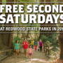 Free Second Saturdays at Redwood State Parks 2018. Photo by Roy E. Williams II