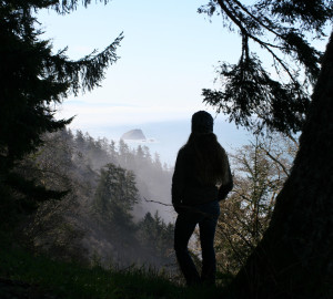 What inspires you to be a redwoods champion? Photo by Julie Martin.