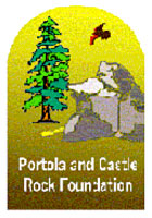 Portola and Castle Rock Foundation logo