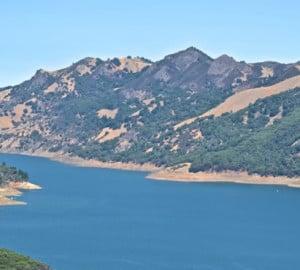 Lake Sonoma Recreation Area, by David McSpadden Flickr CC