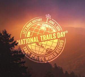 Saturday, June 1, is American Hiking Society's National Trails Day®.