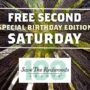 Birthday Edition of 'Free Second Saturday' in 100+ parks statewide: 100 Parks for 100 Years