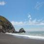 Beach at Shady Dell.