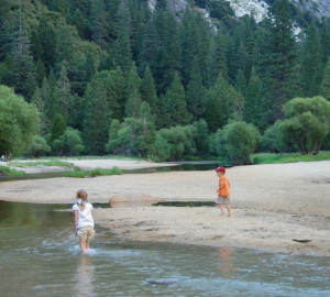 More kids will now be able to explore our national parks, like these enjoying Yosemite. Photo by something.from.nancy, Flickr Creative Commons