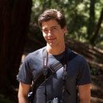 Kyle Da Silva, League Redwoods Reporter. Photo by Ella Teevan