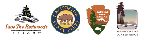 Save the Redwoods League, CSP, NPS, RPC