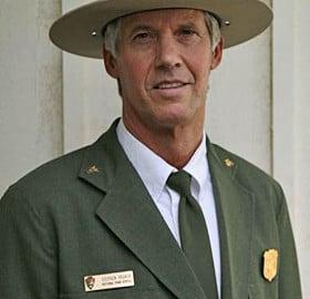 Steve Prokop, Superintendent, Redwood National Park