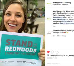 Dedicated League fans on Instagram tell us why they #stand4redwoods!